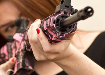 Girls & Guns: Sighting in on the debate