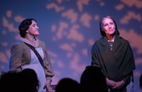 Theater reviews: <i>Shiloh Rules</i> and <i>Unfinished Women Cry</i>