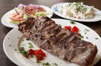 Friendly, savory Che Gaucho Argentine & Urguay Grill