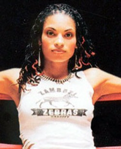 Goapele at Amos' Southend on Wednesday, April 7