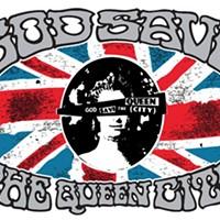 God Save the Queen City announces 2014 lineup