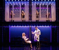 CRAIG SCHWARTZ - GOOD FOR WHAT AILS CHARLOTTE THEATERGOERS: Diana (Tony Award winner Alice Ripley) gets medicated in the Pulitzer Prize-winning Next to Normal.