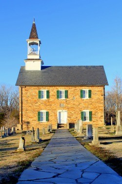 ANNA MOOREFIELD - Grace Lower Stone Church