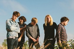 JORY LEE CORDY - GRADUATING TO THE NATIONAL STAGE: The Orwells