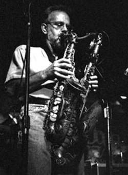 RADOK - Gratuitous Sax: John Alexander does the Sonny - Rollins thang