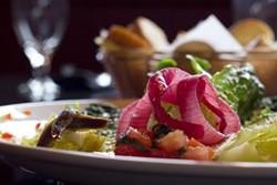 GRANT BALDWIN - GREAT CAESAR: Caesar Salad