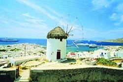 PHOTOS.COM - GREEK TO ME: Home of the gyro