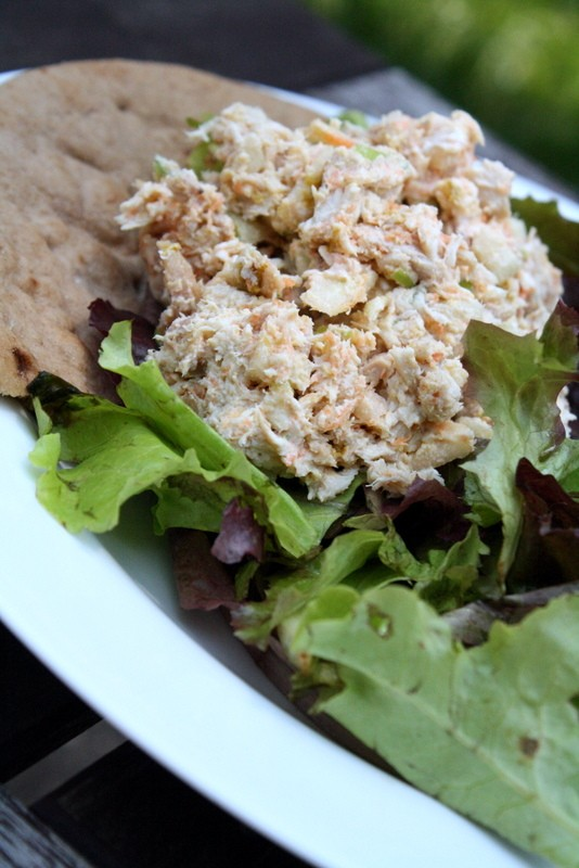 Green Curry Chicken Salad