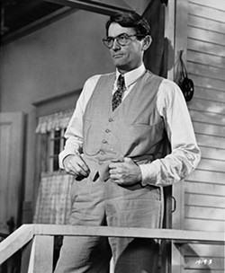 UNIVERSAL - Gregory Peck in To Kill a Mockingbird