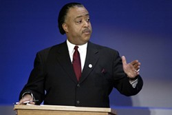 NATIONAL ACTION NETWORK - GUESS WHO'S COMING TO TOWN: Rev. Al Sharpton
