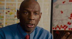 """PARAMOUNT PICTURES - HAIL CANADA: Education reformer Geoffrey Canada fights for the kids in Waiting for """"Superman"""""""