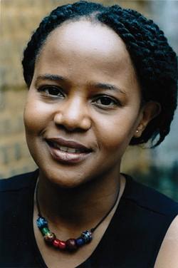 HAILING FROM HAITI: Author and editor Edwidge Danticat