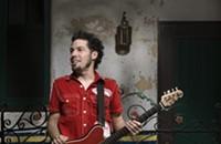 Hamilton Loomis rock Double Door Inn (3/23/12)
