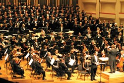Handel's Messiah will be performed on Wed., Dec. 21, at Blumenthal