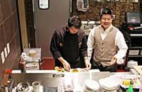 Clever culinary twists at Cyros Sushi and Sake Bar