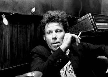 Hanging with Tom Waits