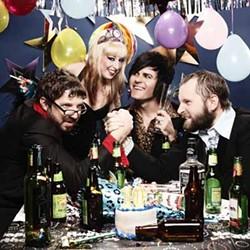 FRANK BALTHAZAR - HAPPY BIRTHDAY: Babyshaker