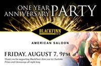 Happy Birthday Blackfinn!