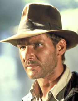 PARAMOUNT - Harrison Ford as Indiana Jones