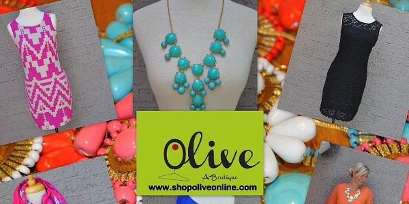 Have yourself a stylin' Sunday Funday, courtesy of Olive Boutique