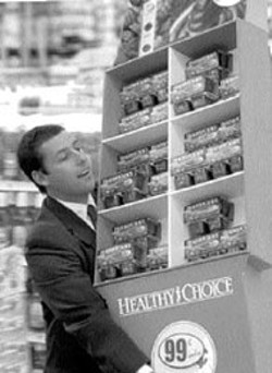 COLUMBIA - HEALTHY ATTITUDE Adam Sandler packs the - pudding in Punch-Drunk Love