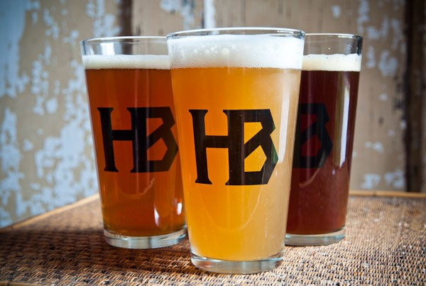 Heist Brewery - JUSTIN DRISCOLL
