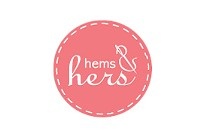 Make your presence known: Hems & Hers online shop