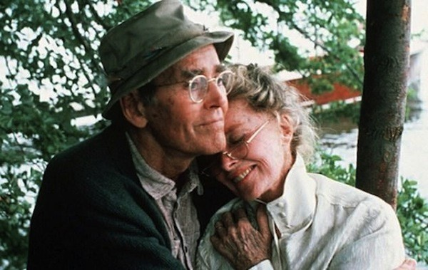 Henry Fonda and Katharine Hepburn in On Golden Pond (Photo: Shout! Factory)