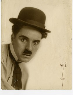 FLICKER ALLEY - HE'S A TRAMP: The one and only Charlie Chaplin