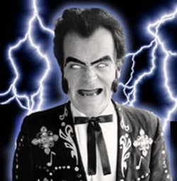 He's creepy and he's kooky - Unknown - Hinson plays the Double Door on Friday