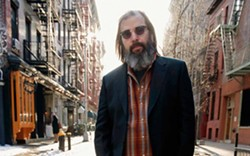 HIS NAME IS EARLE: Steve Earle