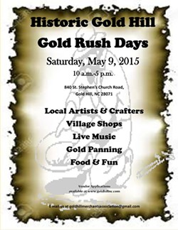 Historic Gold Hill's Gold Rush Days