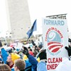 Historic tar-sands action at Obama's door