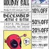 Annual holiday sale at Heroes this weekend