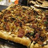 Honey-Roasted Onion Tart from Bon Appetit
