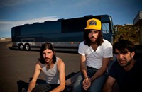 Building momentum: The Avett Brothers
