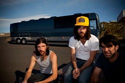 CRACKERFARM - HOP ON THE BUS, GUS: The Avett Brothers