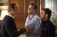 <em>Horrible Bosses</em>, but decent movie
