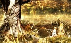 WARNER BROS. - Hugh Jackman and Rachel Weisz in The Fountain