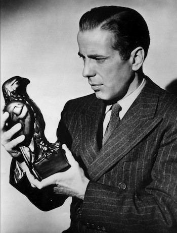 Humphrey Bogart as Sam Spade in 1941s The Maltese Falcon
