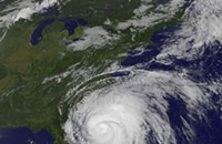 Hurricane Irene and climate change got you down? You're not alone.