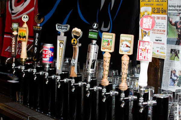 If the taps at Sankeys are calling your name, you might be a beer geek.