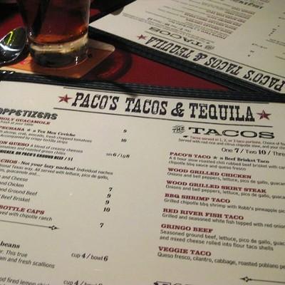 Pacos Tacos, 9/25/10