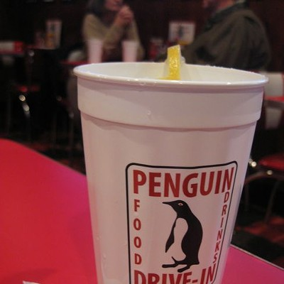 The Penguin, 1/18/11
