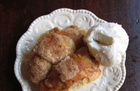 The Pioneer Woman's apple dumplings