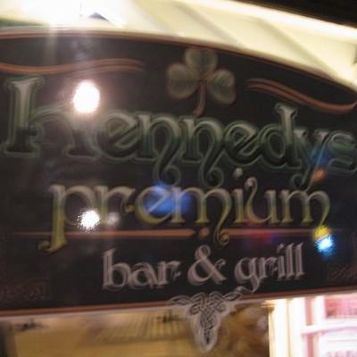 Kennedy's, 11/5/10
