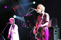 Live setlist, photos: Furthur