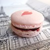 French macarons for my Valentine