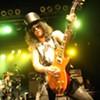 Live review: Slash