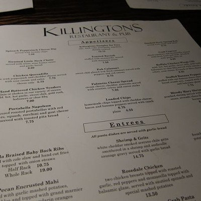 Killingtons, 3/21/11